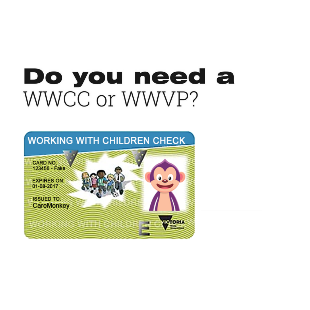 Do you need a WWCC or WWVP?