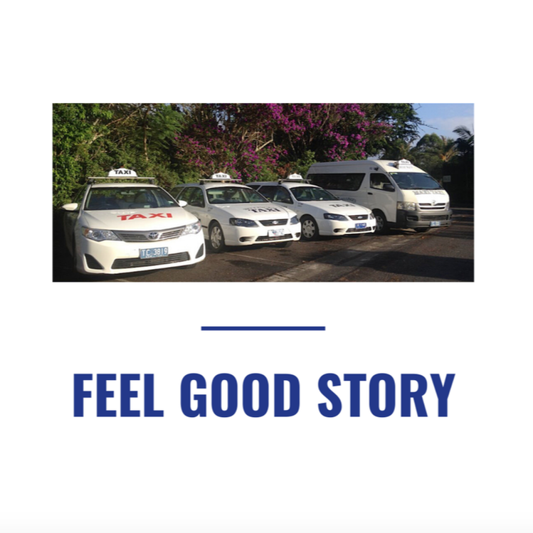Feel Good Story – Bellingen Shire Taxis & Limousine Services (NSW)