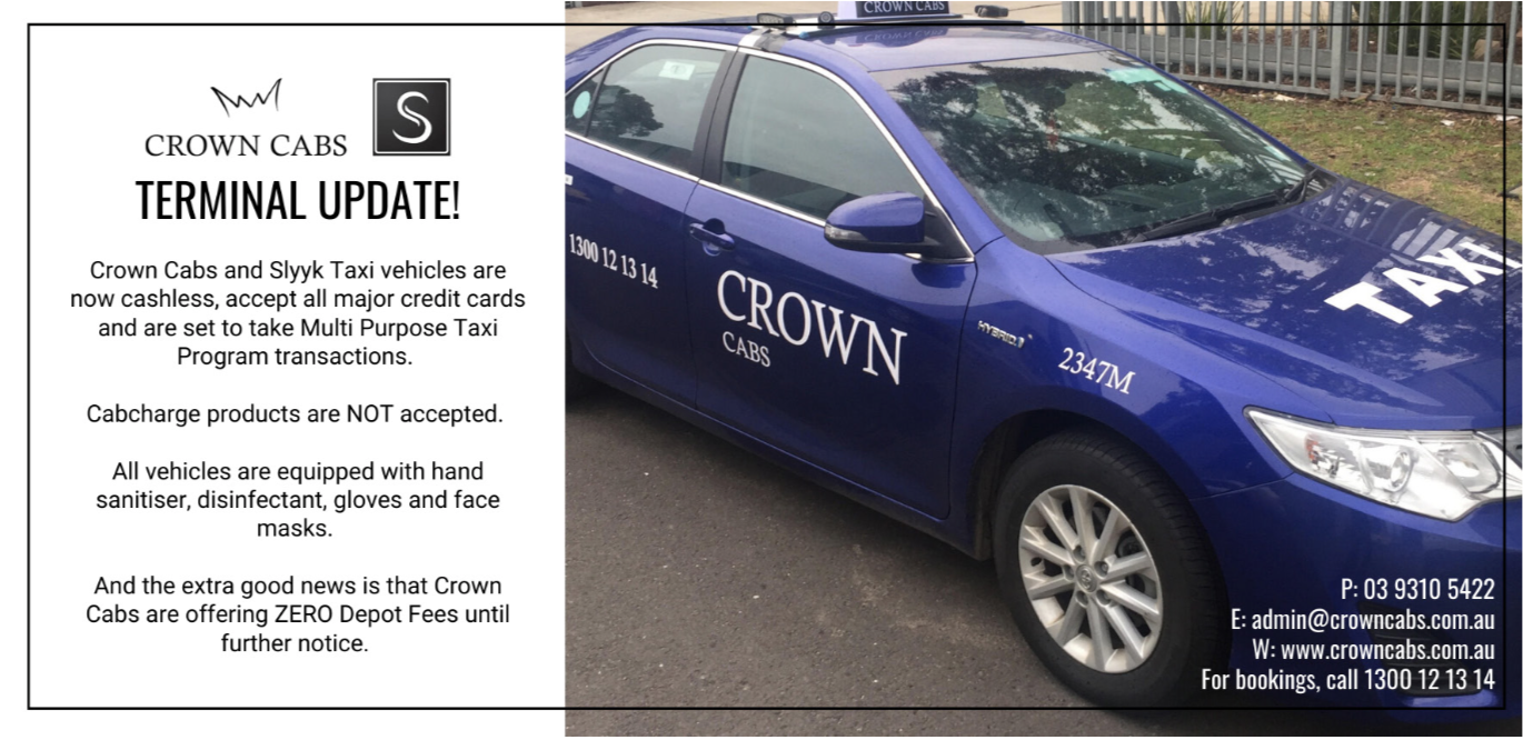 Crown Cabs