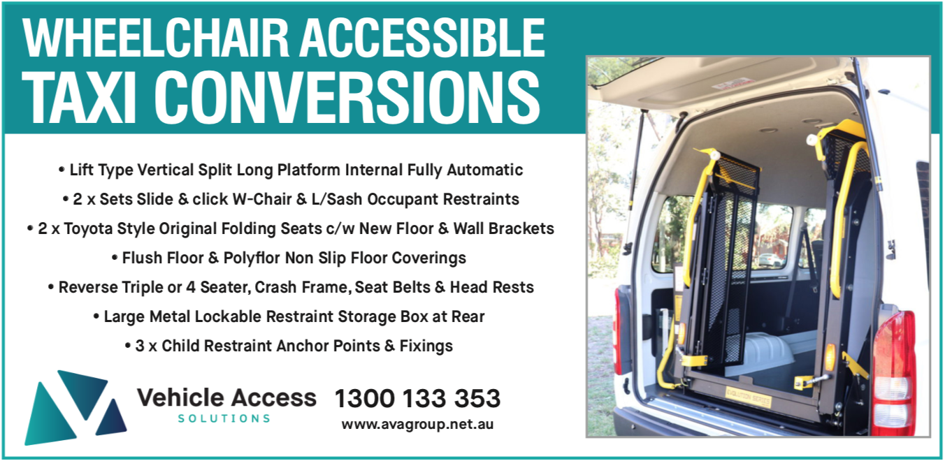 AVA Group Vehicle Access Solutions