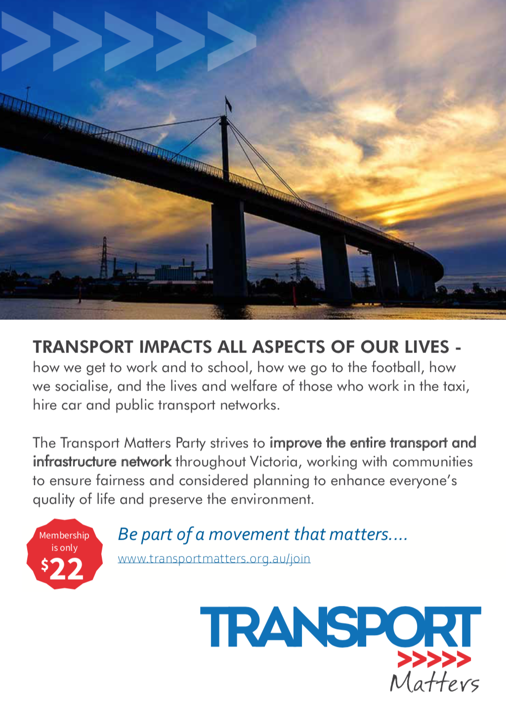 Transport Matters Party